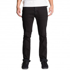 KR3W K Slim Chino Pants - Black