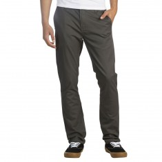 KR3W K Slim Chino Pants - Charcoal