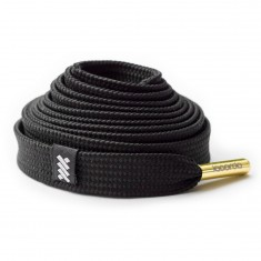 Lacorda OG Shoelace Belt - Black