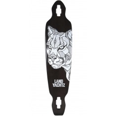 "Landyachtz Battle Axe 40"" Cougar Longboard Deck"