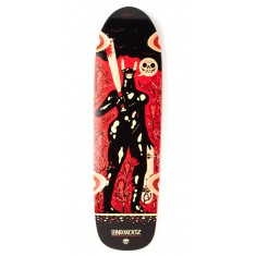 Landyachtz Dinghy Warrior Longboard Deck - 2016