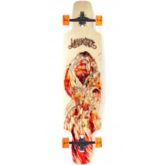 "Landyachtz Drop Carve 37"" Waves Longboard Complete - 2016"