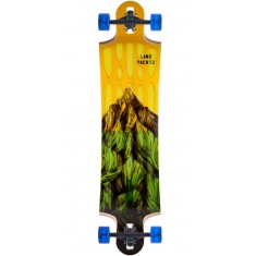 Landyachtz Hollowtech Switchblade 40 Mountain Yellow Longboard Complete