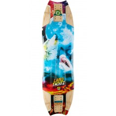Landyachtz Hollowtech Wolfshark Re-Issue Longboard Deck