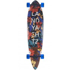 Landyachtz Maple Chief Floral Longboard Complete