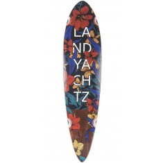 Landyachtz Maple Chief Floral Longboard Deck