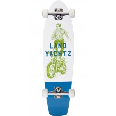 "Landyachtz Mini Dinghy 24"" Ghost Ride Longboard Complete"