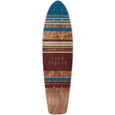 "Landyachtz Mini Dinghy 24"" Pinstripes Longboard Deck"