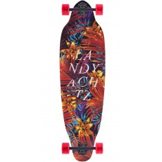 Landyachtz Mummy Jungle Fern Longboard Complete