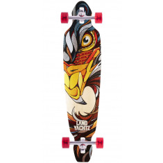 "Landyachtz Battle Axe 35"" Eagle Maple Longboard Complete"