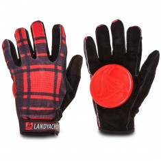 Landyachtz Plaid Slide Gloves