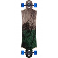Landyachtz Switchblade 36 Mountain Longboard Complete - Green