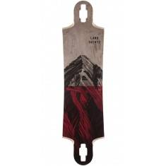 Landyachtz Switchblade 38 Mountain Longboard Deck - Red