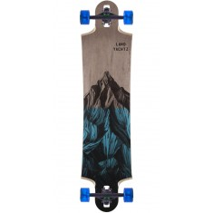 Landyachtz Switchblade 40 Mountain Longboard Complete - Blue