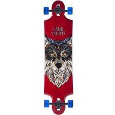Landyachtz Ten Two Four Wolf Longboard Complete