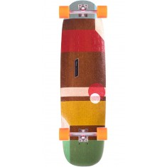 Loaded Cantellated Tesseract Longboard Skateboard Complete