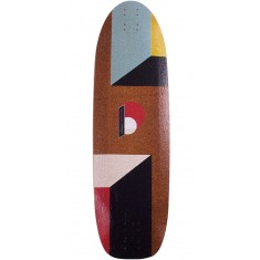 Loaded Truncated Tesseract Longboard Skateboard Deck