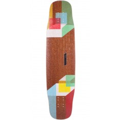 Loaded Tesseract Longboard Skateboard Deck