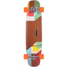 Loaded Tesseract Longboard Skateboard Complete