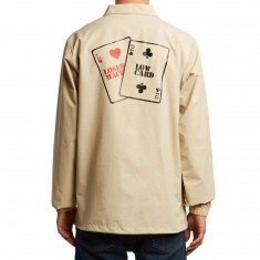 Loser Machine X Lowcard Loaded Deck Jacket - Khaki