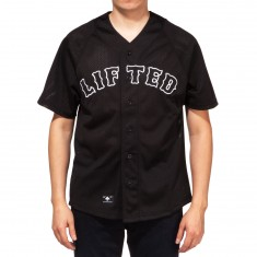 LRG RC Baseball Jersey - Black
