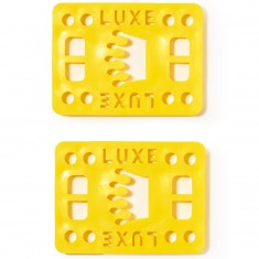 """Luxe 1/4"""" Riser Pad Set - Yellow"""
