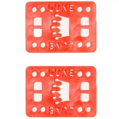 """Luxe 1/8"""" Riser Pad Set - Red"""