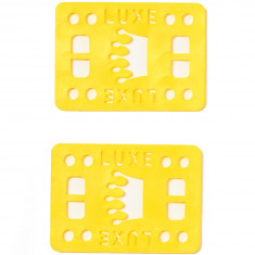 """Luxe 1/8"""" Riser Pad Set - Yellow"""