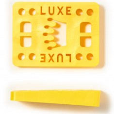 Luxe Wedge Riser Pad Set - Yellow