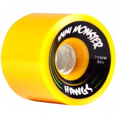 Landyachtz Mini Monster Hawgs Longboard Wheels 70mm