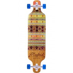 "Madrid Bamboo Dream 39"" Drop-Thru Longboard Complete - Indie"