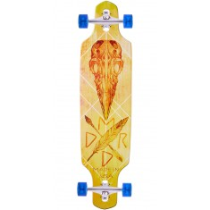 "Madrid Shield 38.25"" Longboard Complete - Crow"