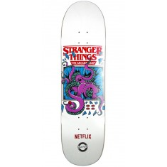 Madrid X Stranger Things Arcade Skateboard Deck