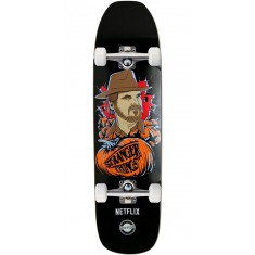 Madrid X Stranger Things Chief Hopper Skateboard Complete