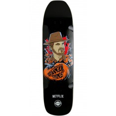 Madrid X Stranger Things Chief Hopper Skateboard Deck