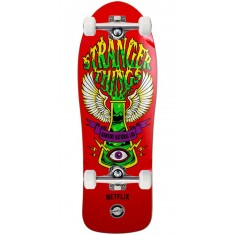 Madrid X Stranger Things Hawkins Lab Skateboard Complete