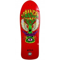 Madrid X Stranger Things Hawkins Lab Skateboard Deck