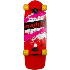 Madrid X Stranger Things MAX Official Replica Skateboard Complete
