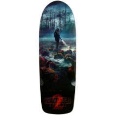 Madrid X Stranger Things Pumpkin Patch Poster Skateboard Deck
