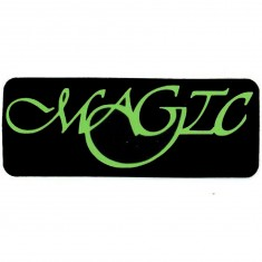 Magic Bearings Logo Sticker - Green