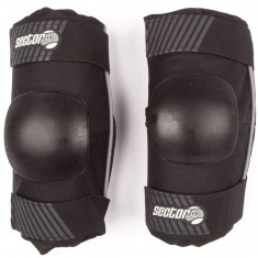 Sector 9 Momentum Elbow Pads - Black