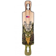 Moonshine County Line Longboard Deck - Soft