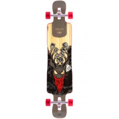 Moonshine County Line V2 Longboard Complete - Firm