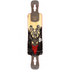 Moonshine County Line V2 Longboard Deck - Firm