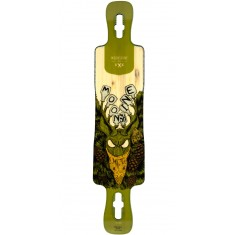 Moonshine County Line V2 Longboard Deck - Soft