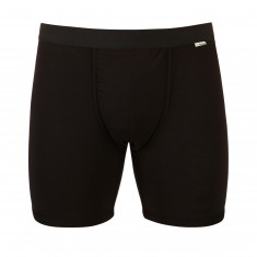 MyPakage Weekday Solid Boxer Brief - Black/Black