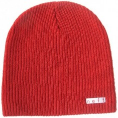 Neff Daily Beanie - Red