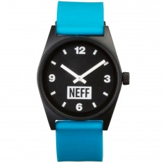 Neff Daily Watch - Cyan/Black
