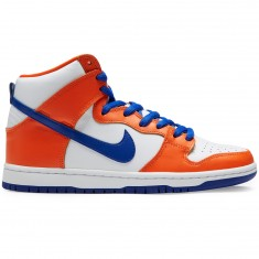 Nike SB Dunk High Danny Supa QS Shoes - Safety Orange/Hyper Blue White
