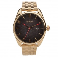 Nixon Bullet Watch - All Gold / Black